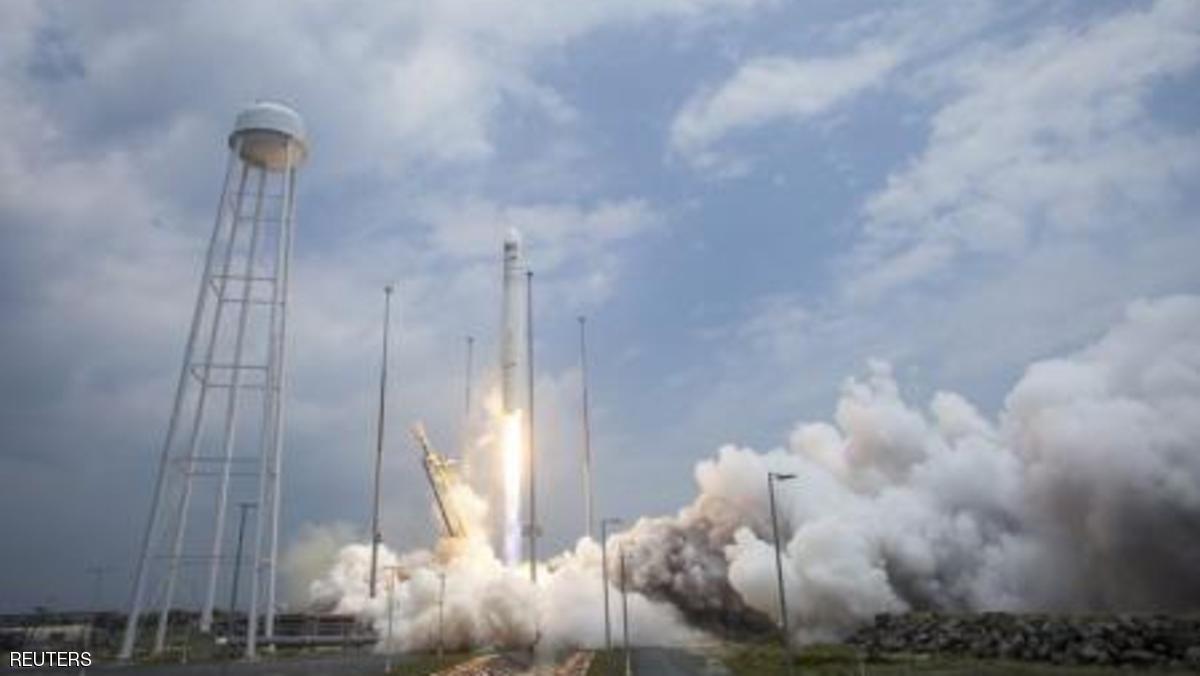 """صاروخ """"أنتاريس"""" يستعد للانطلاق بعد عامين من كارثة"""