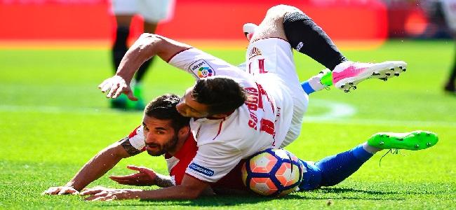 إشبيلية يتنازل عن المركز الثالث بالدوري الإسباني