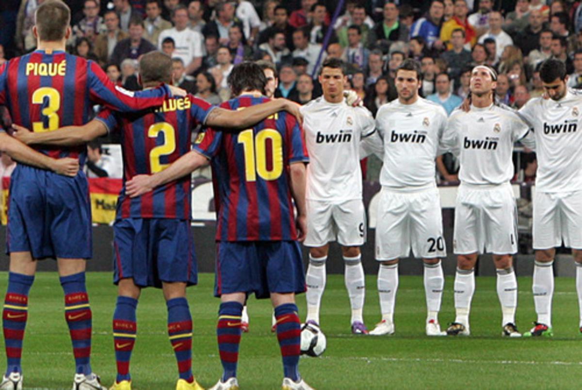 حسم الدوري الإسباني مرهون بمباريات الريال والبرسا