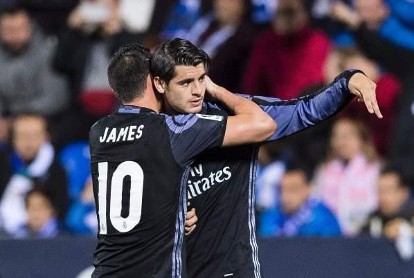 ريال مدريد يسحق غرناطه ويشارك برشلونة الصدارة