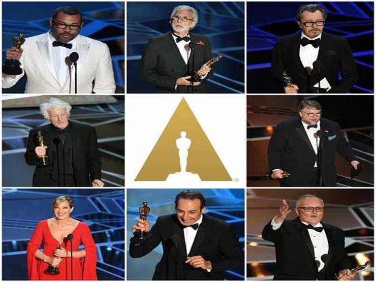 «ذا شيب أوف ووتر» يفوز بأوسكار أفضل فيلم