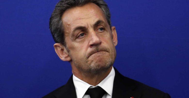 توقيف الرئيس الفرنسي الأسبق نيكولا ساركوزي احترازيا