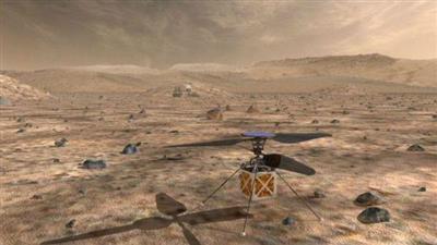 ناسا تعتزم إرسال «هليكوبتر» إلى كوكب المريخ