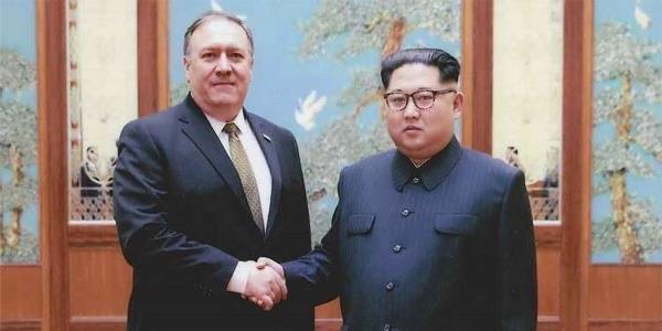 بومبيو: سنرفع العقوبات عن كوريا الشمالية إذا أوفت بالمطالب..وسنهيئ لها ظروف الرخاء