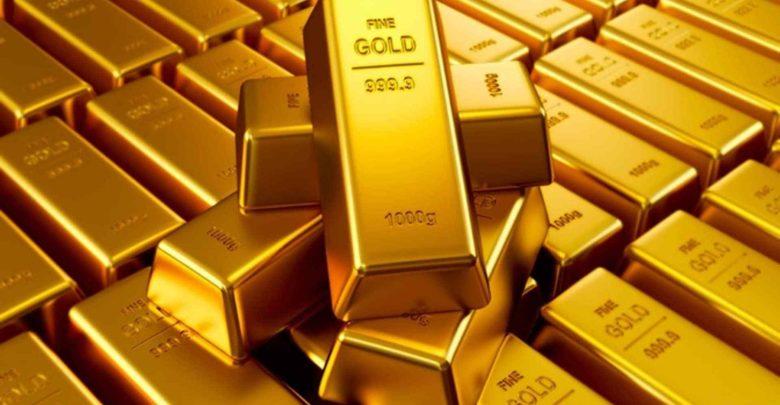 ارتفاع الذهب قرب أعلى مستوى في ثلاثة أسابيع