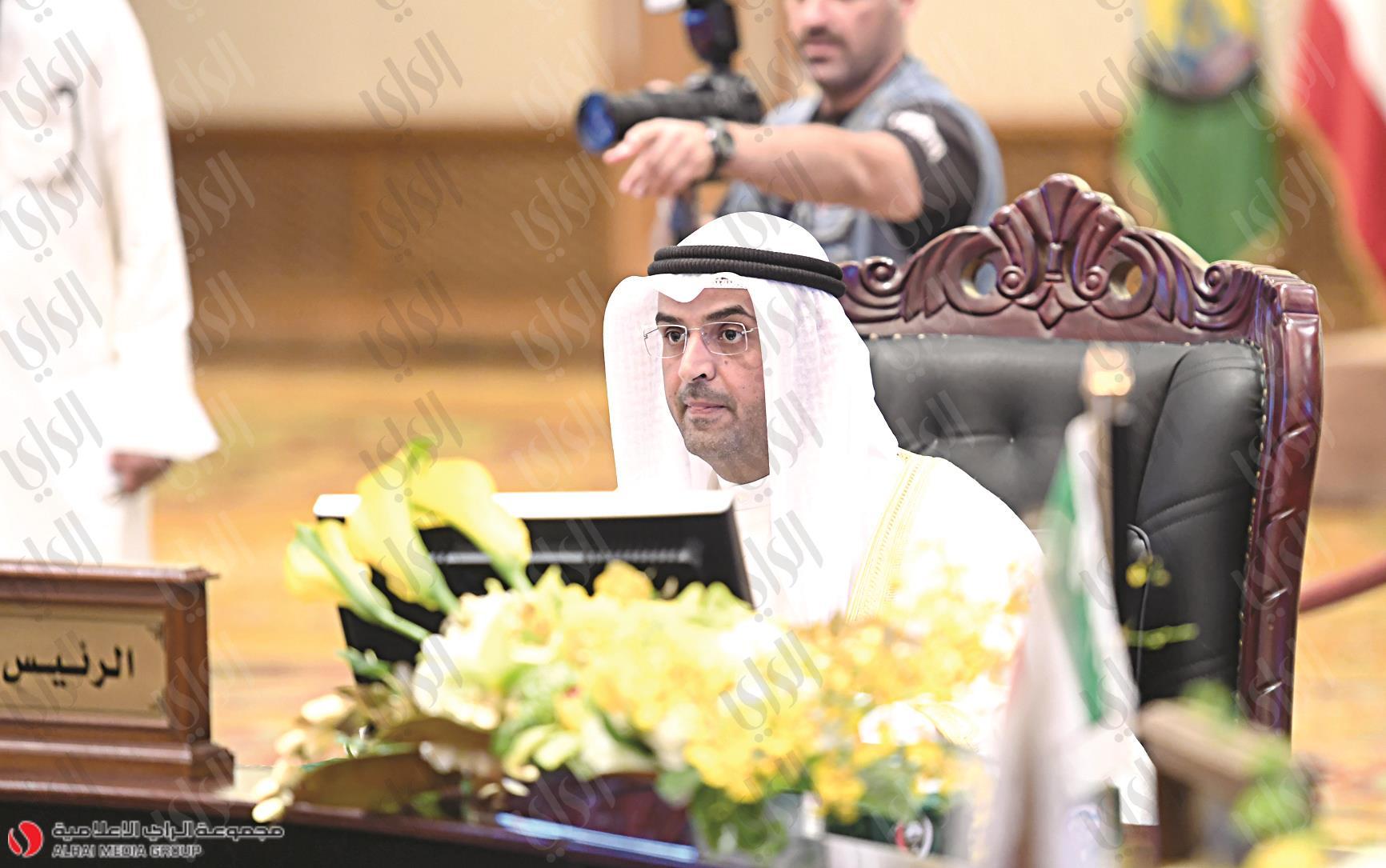 الحجرف: الحكومة خاطبت مجلس الأمة لاستعجال مناقشة الضريبة الانتقائية