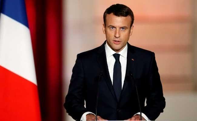 ماكرون يجدد معارضة فرنسا لنقل سفارة أمريكا إلى القدس