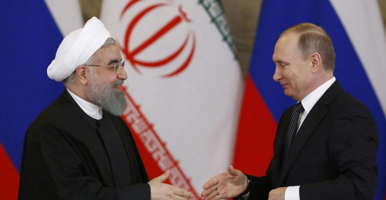 روسيا: من المستحيل الحفاظ على الاتفاق النووي مع إيران