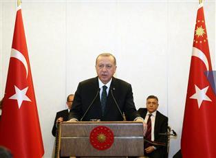 اردوغان: يد نتنياهو ملطخة بدماء الفلسطينيين