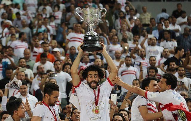 الزمالك يتوج ببطولة كأس مصر للمرة الـ26 في تاريخه