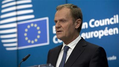 رئيس المجلس الأوروبي: مواقف إدارة ترامب.. متقلبة