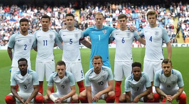 إنجلترا تعلن عن تشكيلة المونديال