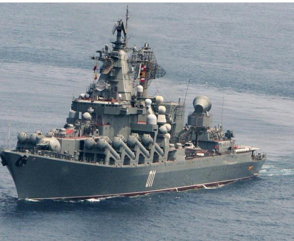 روسيا تنشر منظومات صاروخية بحرية في البحر الابيض المتوسط