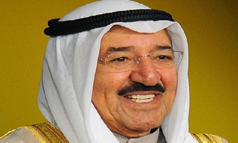سمو أمير البلاد يتبادل وأمير تبوك التهاني بمناسبة حلول شهر رمضان