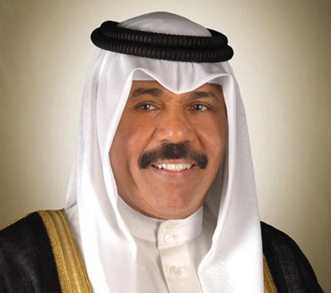 سمو ولي العهد يتلقى اتصالا هاتفيا من رئيس وزراء مملكة البحرين