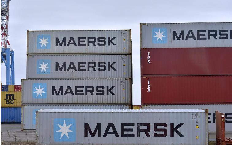 ميرسك الدنماركية توقف أنشطتها في ايران بعد إعادة فرض العقوبات الأميركية