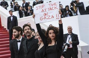 فيلم عن «مجزرة» في غزة يحصد جائزة أفضل وثائقي بمهرجان كان