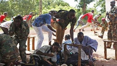 مقتل 12 في أعمال عنف بأحد الأحياء المسلمة بعاصمة أفريقيا الوسطى