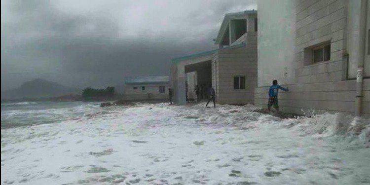 """السعودية تحذر مواطنيها من إعصار """"ميكونو"""""""