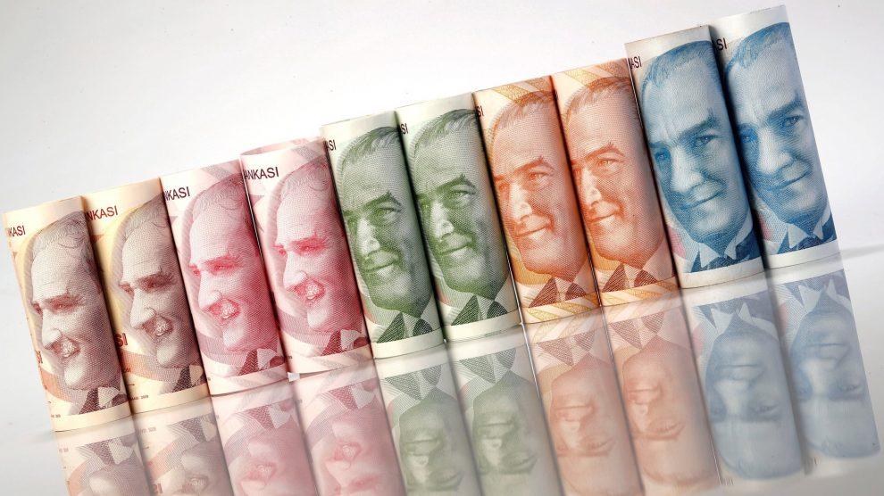 البنك المركزي التركي يتحدى أردوغان