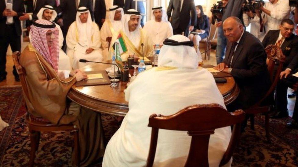 """الأزمة الخليجية """"تؤجج الاضطرابات"""" في شرق أفريقيا"""