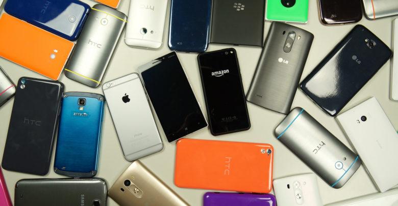 383.5 مليون جهاز مبيعات الهواتف الذكية عالمياً