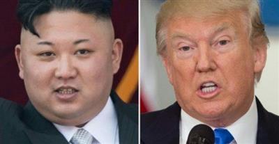 ترامب: سأعرف منذ الدقيقة الأولى ما إذا كان «كيم» جاداً بشأن السلام