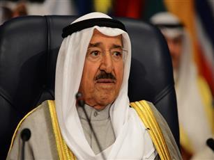 سمو الأمير يعزي ملك البحرين بوفاة الشيخة هالة بنت دعيج آل خليفة