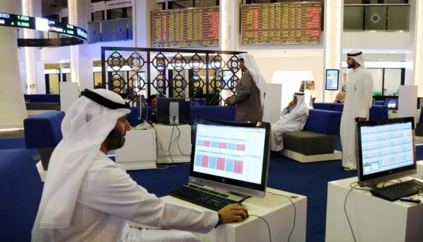 """بورصات الخليج: """"دبي"""" ترتفع بدعم حوافز جديدة وقطر تتراجع"""