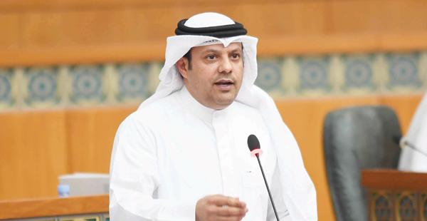 الكندري يطالب بإيقاف ترقيات القياديين في القطاع النفطي