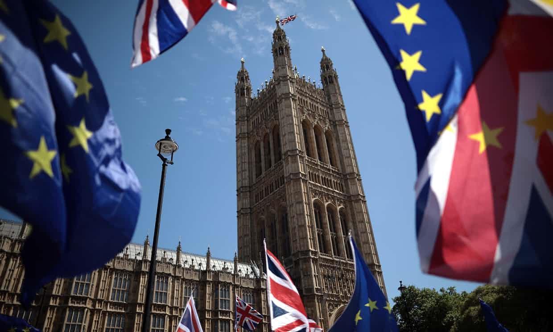 مظاهرات في بريطانيا تطالب بوقف خروجها من الاتحاد الأوروبي