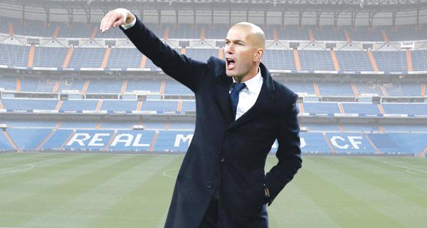 زيدان: لم أرحل عن ريال مدريد لتدريب المنتخب الفرنسي