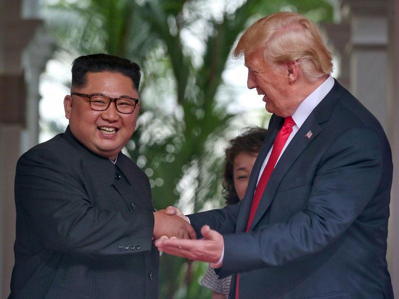 حقبة جديدة بين واشنطن وبيونغ يانغ