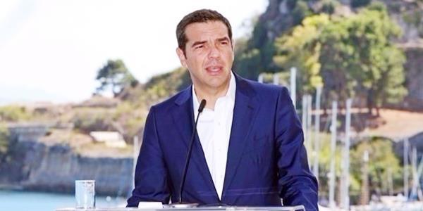 رئيس الوزراء اليوناني يعلن الاتفاق على اسم جديد لمقدونيا