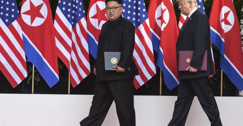 دونالد ترامب يقبل دعوة كيم جونغ..لزيارة كوريا الشمالية