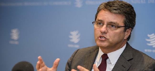مدير «منظمة التجارة» يحذر من تباطؤ عالمي إذا تصاعد النزاع التجاري