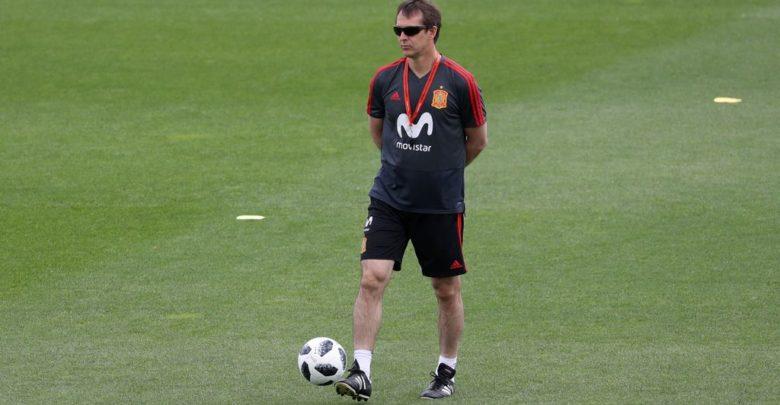 أنباء عن إقالة جولين لوبتيجي من تدريب المنتخب الإسباني