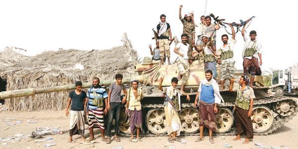 «الشرعية اليمنية» تُطلق «النصر الذهبي» لـ... قلب المعادلة