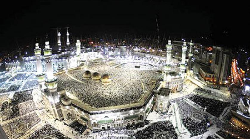 أكثر من مليوني مصلٍ يشهدون ختم القران بالمسجد الحرام