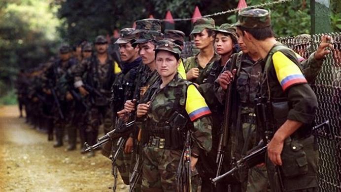 مقتل 13 منشقا من «فارك» على الحدود بين كولومبيا وفنزويلا