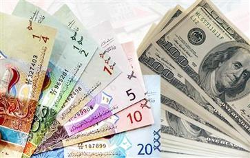 الدولار ينخفض أمام الدينار إلى 0.301.. واليورو يرتفع لـ 0.356