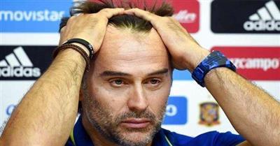 لوبيتيغي «الحزين» يصل مدريد لاستلام مهامه مع الريال