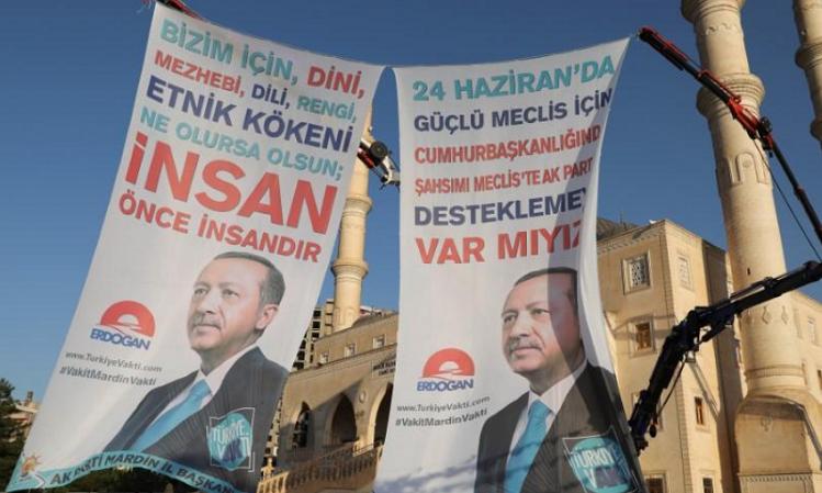 مشاركة قياسية في الانتخابات التركية بالخارج