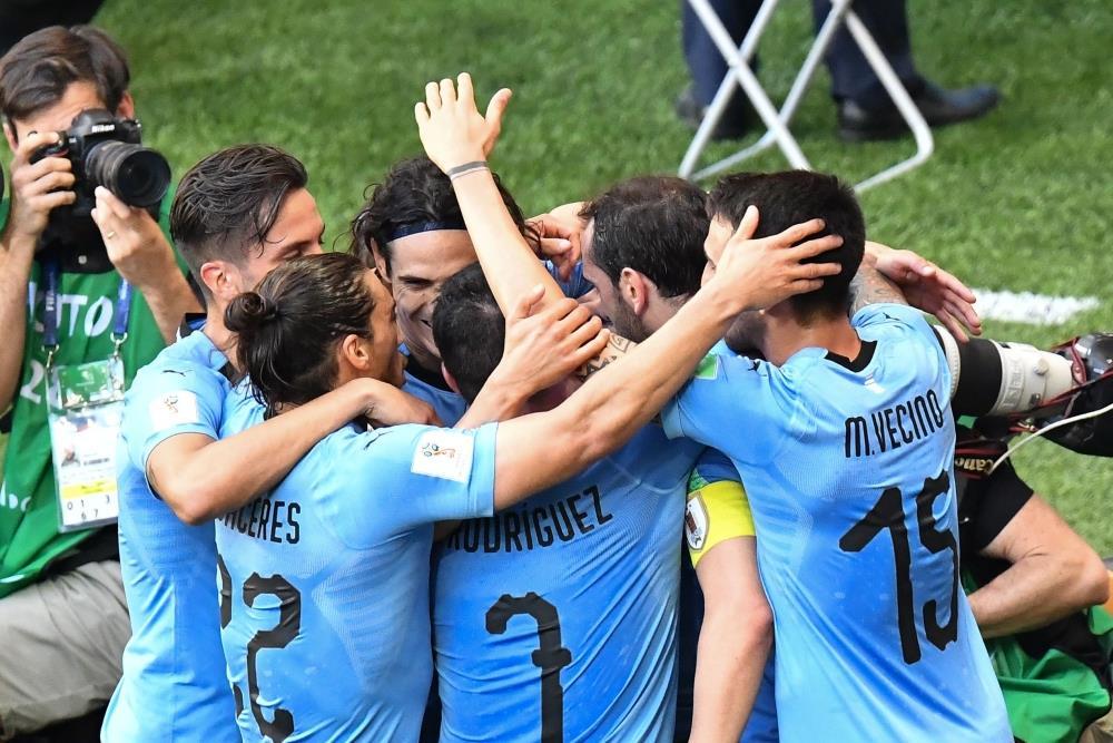 السعودية ومصر تودعان كأس العالم.. وروسيا وأوروغواي تتأهلان لدور الـ 16