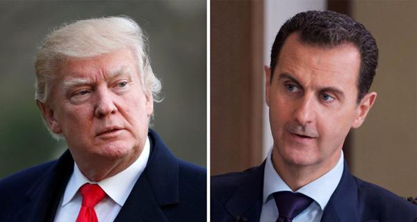 الأسد: مستعد للقاء ترامب