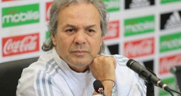 إعفاء رابح ماجر من تدريب منتخب الجزائر