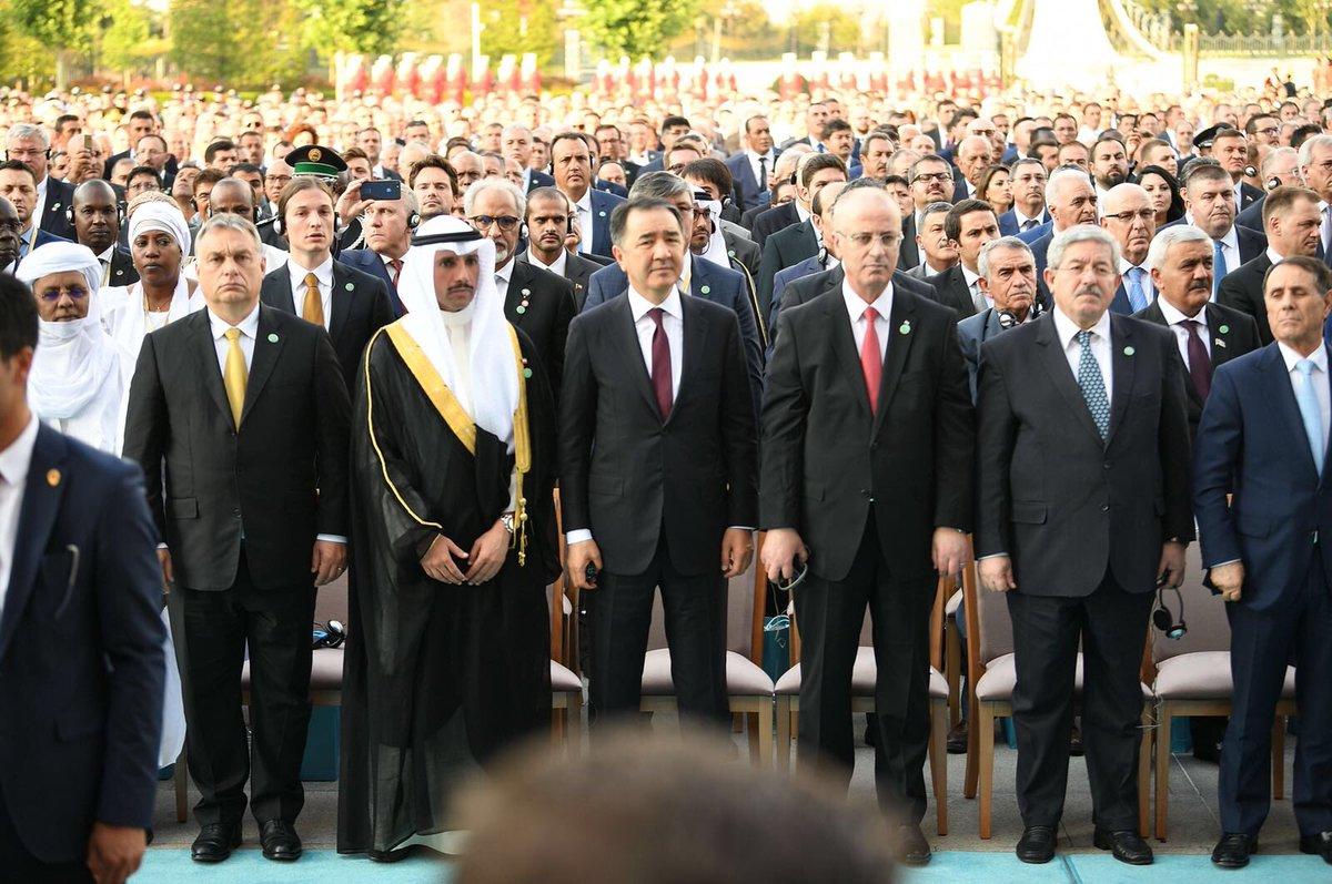 ممثل سمو أمير البلاد يحضر حفل تنصيب أردوغان رئيسا لتركيا