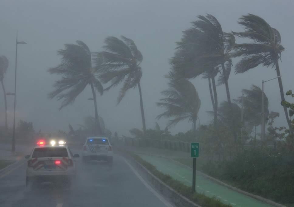 «كريس» تتحول لإعصار اليوم
