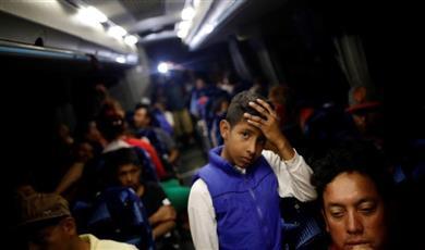 قاضية أمريكية ترفض احتجاز أطفال المهاجرين