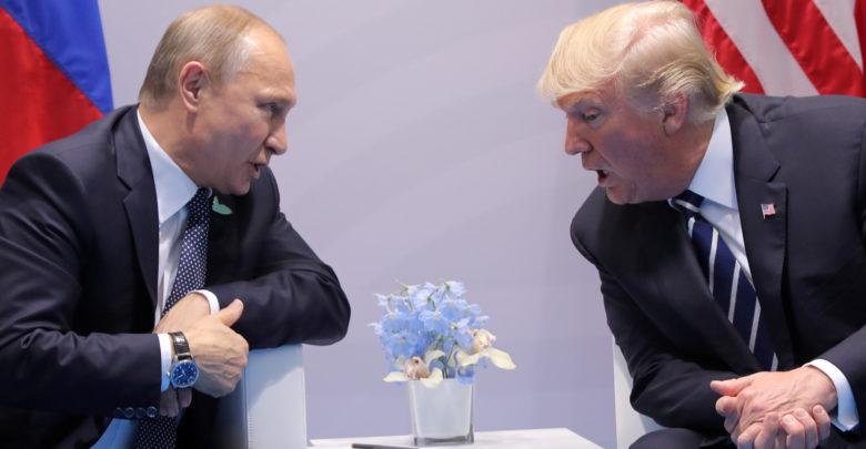 ترامب: اللقاء مع بوتين قد يكون أسهل من قمة «الأطلسي»